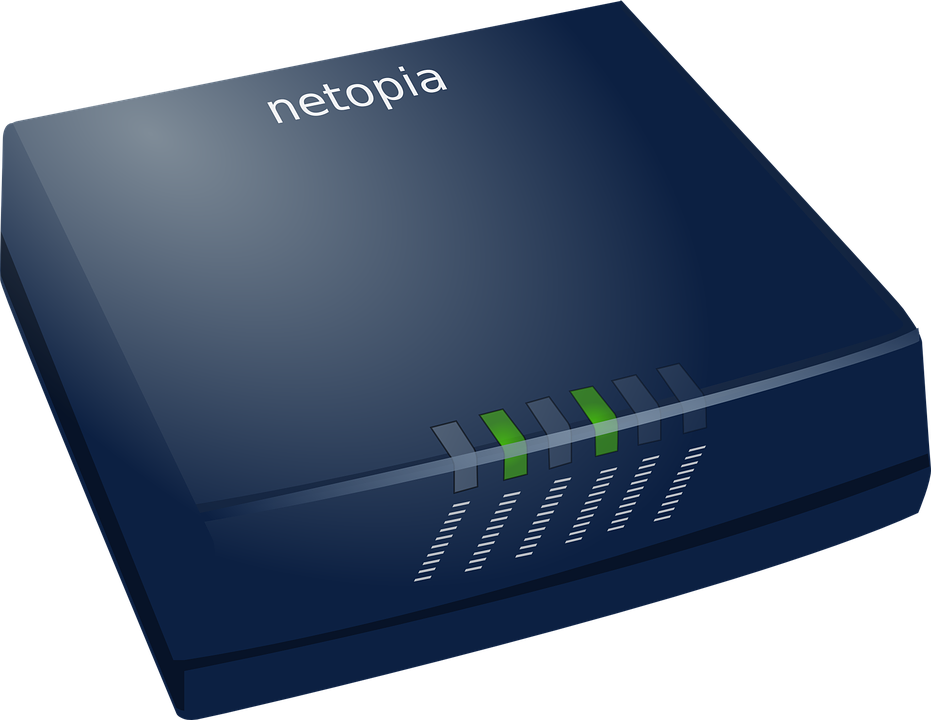 Un routeur wifi